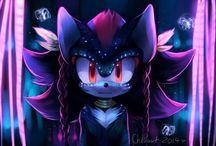 Chillisart Sonic Charakter