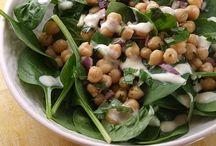 Recipes - Salads / by Anita Matthews