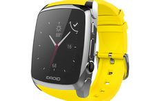 #iDROID Smart Watch, iDROID Wrist / Tired of handing your big #smartphone all the time? Fed up of having to keep an eye on your cell? You need to relax. Get iDROID Wrist to become hassle free and get an exclusive, stylish and graceful look while you are wearing it. Now you can just get all your notifications, text messages, email alerts on your smart watch.