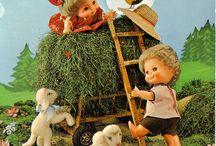 открытки с куклами