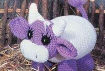 vaquita crochet