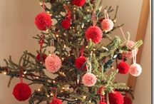 Holiday decorating  / by Andrea Trout