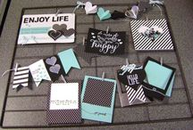 Stampin' Up - Hello Life Project Kit