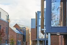 Design-savvy Cladding / Design-savvy cladding on traditional, modern and contemporary builds.