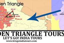 The Golden Triangle Tour of India / Read our blog on GOLDEN TRIANGLE TOUR: http://letsgoindiatours.blogspot.in/2016/02/the-golden-triangle-tour-of-india.html