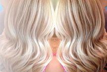 Hair ideas / by Amy Temple