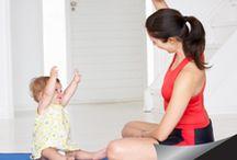 Mamá Deportista / Una mamá contemporánea se cuida y le gusta verse bella. http://bit.ly/CatálogoMadres