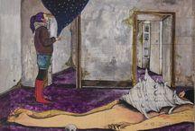 Pinturas de Alexandre Rato