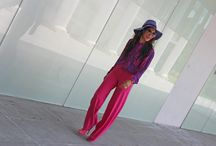 Glam / Pretty in Pink & Purple