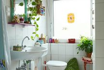 Living bathroom / Living
