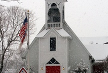 Beautiful churches / by terry genovese