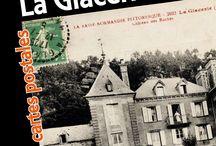 La Glacerie - Mes cartes postales / Ce livre réunit les passions de Marcel G. : l'histoire et sa commune. Il nous fait profiter de sa collection de cartes postales de La Glacerie, qu'il a amassée patiemment depuis une trentaine d'années. Toutefois, cet ouvrage  est aussi un aperçu de la naissance et de l'évolution de cette petite ville qui abritait autrefois la Manufacture Royale des glaces à miroirs qui donna ses glaces à la galerie du château de Versailles et son nom à la commune. Un livre de Nathalie & Christian Leroy