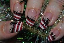 Christmas nails / by Kim McChesney