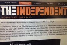 RE: Independent Artist