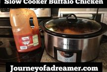 Slow Cooker Recipes / by Jamie