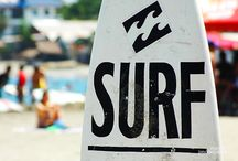 surfing / by Bridget Hughes