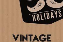 Magliette Vintage... / Magliette personalizzate con disegni e immagini vintage...