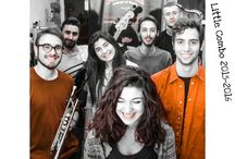 Little  Combo / La più piccola formazione orchestrale del Saint Louis. Due fiati voce e sezione  ritmica.