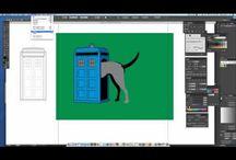 Glennz illustration Recording Videos