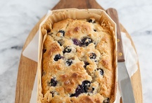 Recipes i would like to try / Blueberry bread