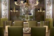 Donghia Collections / Original designs in furniture, textiles, trim, lighting, wallcoverings, and accessories that bridge the gap between modern and traditional.