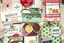 Crafts: December Daily / by Karen