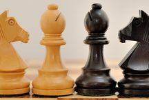 Unique Hand Carved Painted & Staunton Economy Chess Pieces - chessbazaar.com / We offer good quality of Unique economic chess pieces, Painted Chess set, Hand carved chess pieces and Staunton chess pieces at discounted price with Free Shipping.