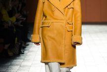 AW15 favourites / Autumn winter fashion week favourites