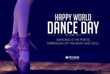 World Dance Day, 29th April, 2017