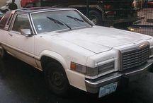 Voitures des années 80 / Les voitures d'exception datant des années 80, et qui sont venues en visite dans nos magasins