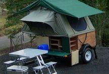 camping and glamping