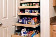 Kitchen Storage / by Lee Glass Sterling