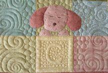 Baby quilt / by Liege Welsch