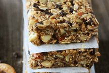 Everyday cereal bars