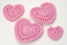Crochet Hearts / by Laurie Wheeler