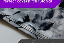 coverstitch and serger machines