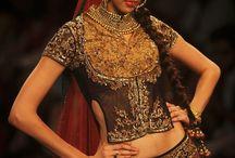 Indians fashion week