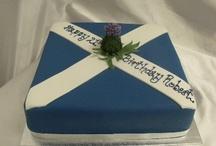 60 wedding anniversary cake