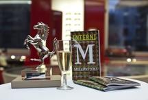Cocktail @ Ferrari Store Milano - Milan Design Week 2013