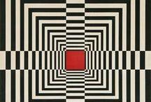 schwarz-weiss abstract