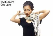 scarf tutorial