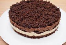 dezerty, koláče, dorty