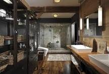 Cuartos de baño / Bathroom / by Dámaso Lapique