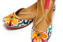 Shoes - Indian Jutti