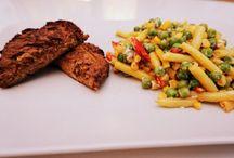 Tasty Veggie / Vegetarische Rezepte und Ideen wie Du auch ohne Fleisch lecker kochen und essen kannst.
