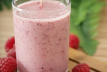 smoothies for weight loss / by kim olson