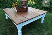 Furniture finishes / by Elaine Morton