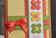Handmade Greeting Cards / Handmade Greeting Cards