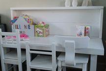 Kinderhoek woonkamer