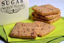 Biscotti e impasto per biscotti